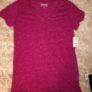 2 MUDD  t shirts L